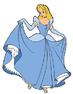 Alice Lidell as Cinderella