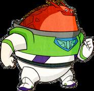 Booster Sinclair Munchapper