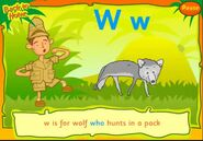 CBeebies Wolf