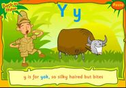 CBeebies Yak