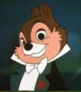 Chip in the Chip 'n' Dale Shorts