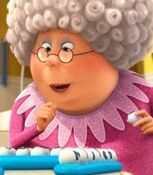 Grammy Norma in The Lorax