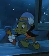 Jiminy Cricket in Mickey's Christmas Carol