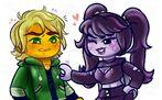 Lloyd and Ultra Violet