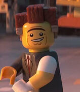 Lord Business in The Lego Movie 2- The Second Part