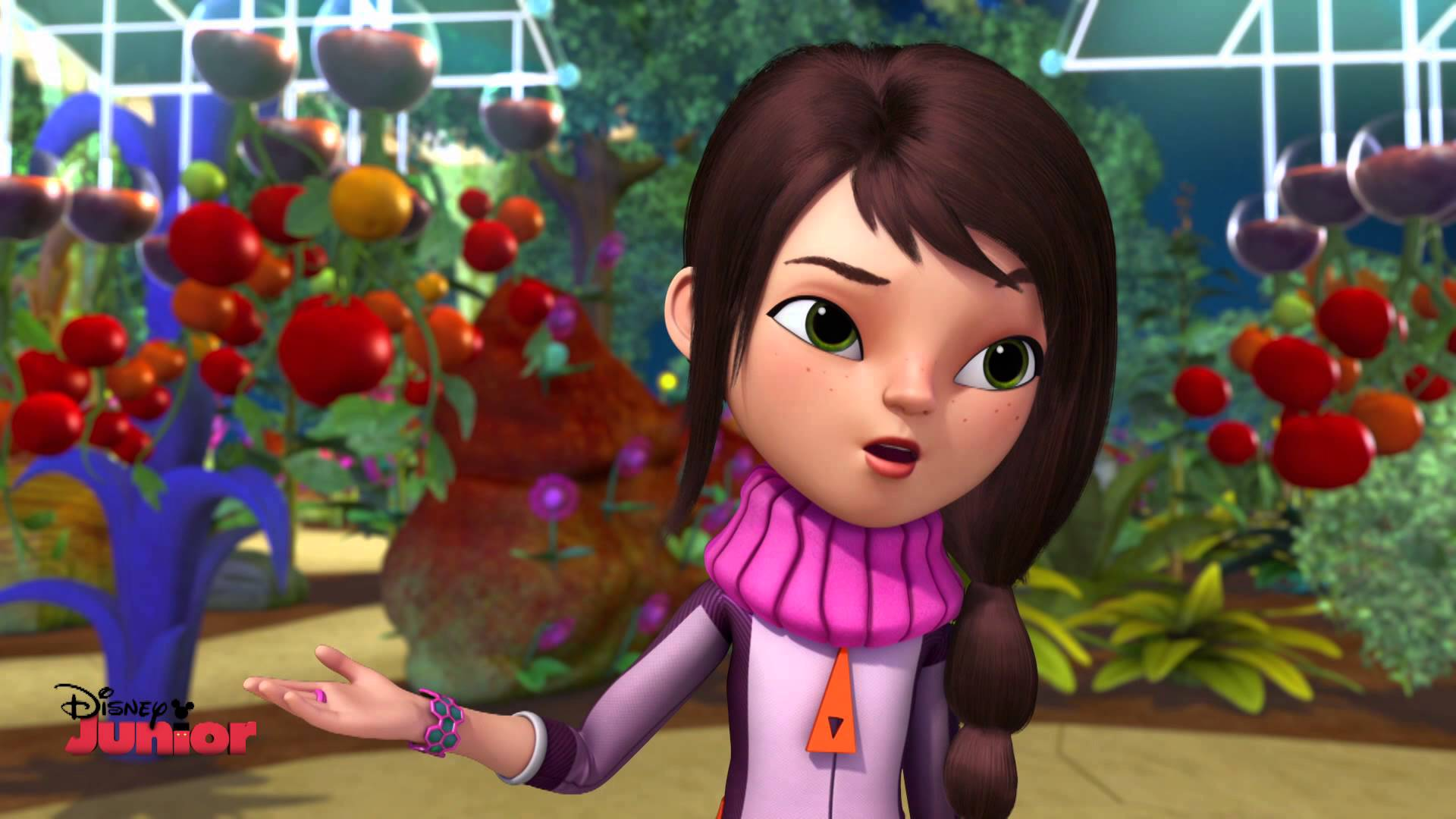 Loretta in Wonderland