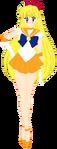 Sailor Venus rosemaryhills