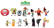 Sesame street version