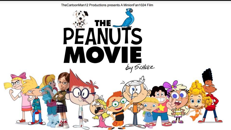 The Peanuts Movie (TheCartoonMan12 Style)