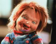 Chucky (from Child's Play) as Diesel 10