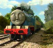 Gordon as Mr Incredible