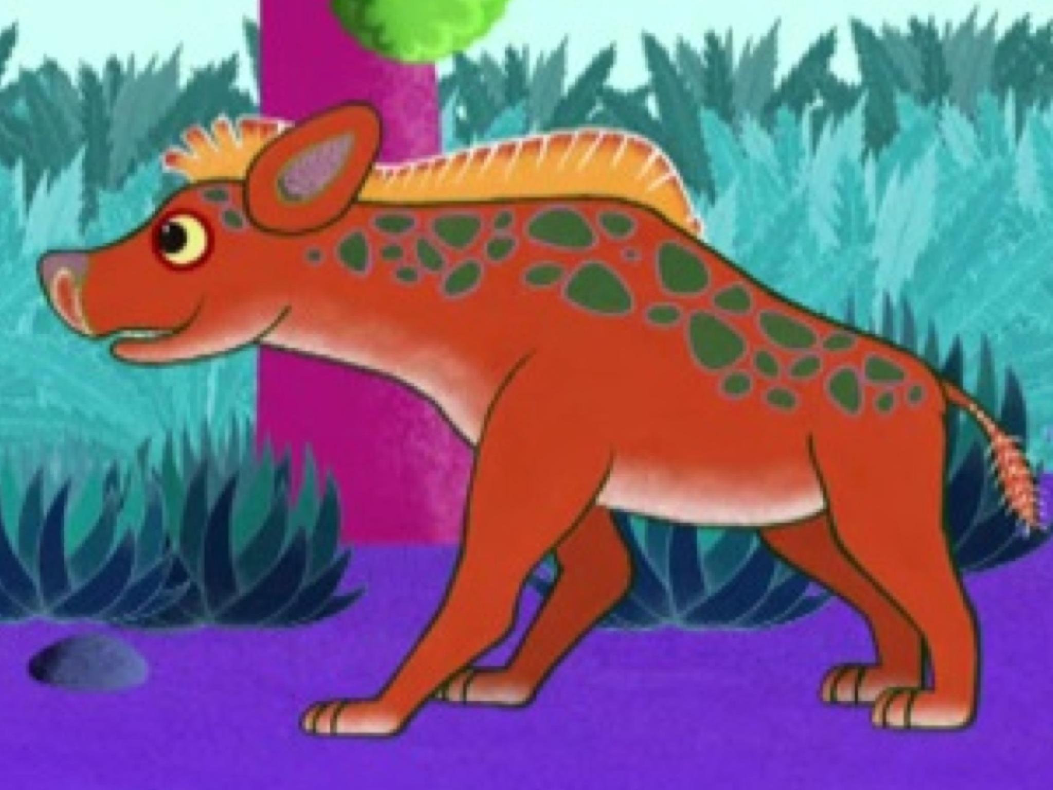 Hyena (Tinga Tinga tales)