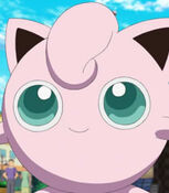 Jigglypuff in Pokemon the Movie I Choose You!