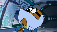 Penfold with Colonel K's Mustache 8