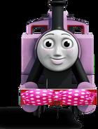 Rosie wearing a bikini top (CGI series)