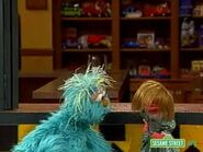 Rosita and Prairie Dawn in Sesame Street