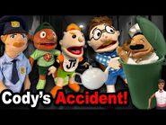 SML Movie- Cody's Accident!