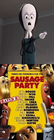 Wednesday Addams Hates Sausage Party
