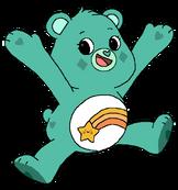 Wish Bear rosemaryhills