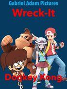 Wreck-It Donkey Kong (2012) Movie Poster