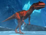 Allosaurus dbwc
