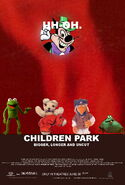 Children Park Bigger, Longer and Uncut Poster