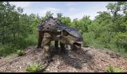 Dinosaurs Alive! Ankylosaurus