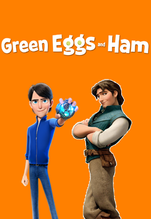 Green Eggs & Ham (Itzahk1000) Poster.png