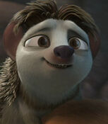 Louis in Ice Age Continental Drift