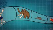 Mammoths Mastodons Megazostrodons