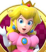 Peach in Mario Party- Star Rush