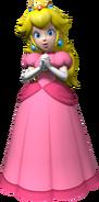 Princess Peach Artwork - Mario Party 6