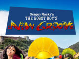 The Robot Boy's New Groove