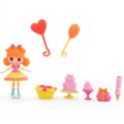 Surprise Party Curls Mini Doll with Accessories