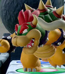 Bowser in Super Mario Party