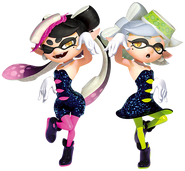 Callie and Marie Render