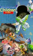 Children Story 1996 VHS Cover