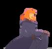 Daphne Blake dressed as princess
