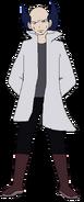 Dr. Kazuya thespacebotsmeetgodzilla