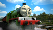 Henry as Mace Windu