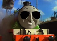 Henry with sunglasses 2