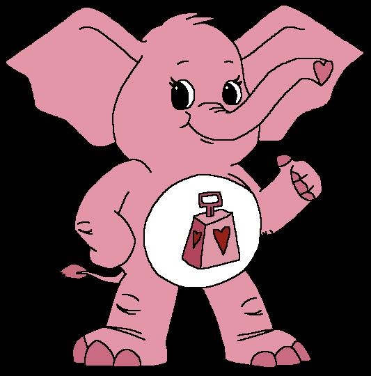Lotsa Heart Elephant (Rosemary Hills)