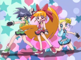 Characters as Magical Girls