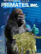 Primates, Inc. (2001) Poster
