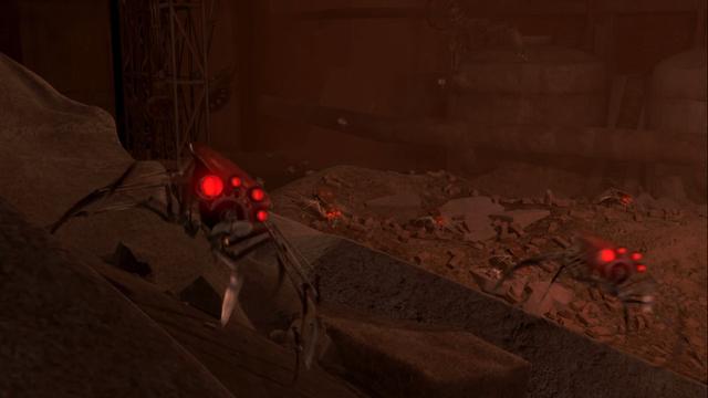 Spiderbots