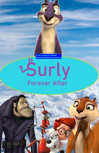 Surly Forever After Shrek Forever After 2010 The Parody Wiki Fandom