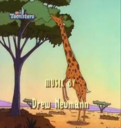 TWT 1998 Giraffe