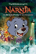 The Chronicles of Narnia (TheWildAnimal13 Animal Style) 1 The Bear Cub, the Poodle and the Wardrobe Poster