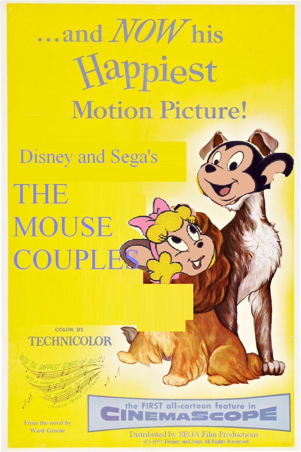 The Mouse Couples 1