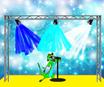 Timon the Meerkat on Stage